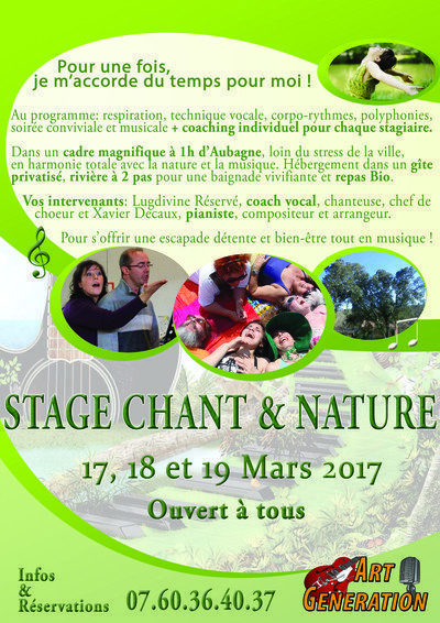 Stage Chant & Nature