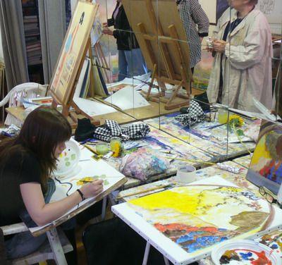 Préparation aux Ecoles d' Art