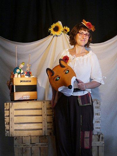 Raconte-moi des Fables : conte avec marionnettes dès 3 ans