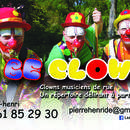 "Les "" 2 Be CLOWNS "", 3 clowns musiciens"
