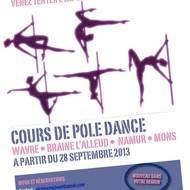 COURS DE POLE DANCE BRABANT WALLON (Ottignies-lln)