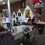Stage Dessin/Peinture vacances Printemps