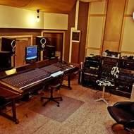 Studio d'enregistrement professionnel à Bruxelles