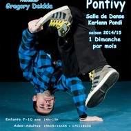 Stage de Hip Hop - Pontivy