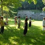 séjour marche et qi gong  à Belle ile en Mer Bretagne