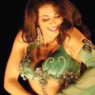 Cours de danse orientale avec Djamila Hanann
