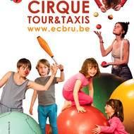 Stages de Cirque à Tour&Taxis