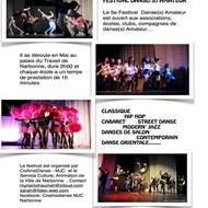 5 e festival Danses Amateur Narbonne