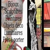 La boutique des Créateurs d'IZASI à Cordes sur ciel