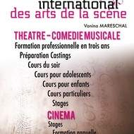 STUDIO International des Arts de la Scène - FORMATION PROFESSIONNELLE